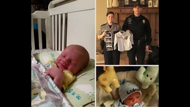 Outpouring of prayers & support for sick son of BRPD officers