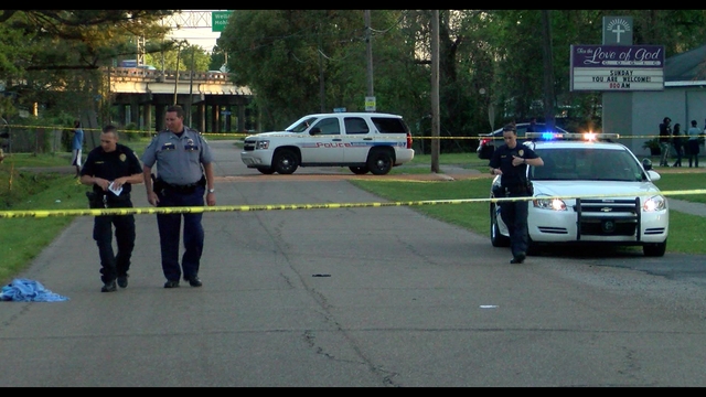 BRPD responds to shooting under I-110, victim suffered serious injuries