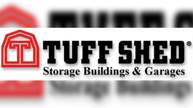 Tuff Shed donates building to school in need