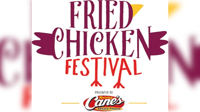 Organizers planning for more than 100,000 attendees at the Second Annual Fried Chicken Festival