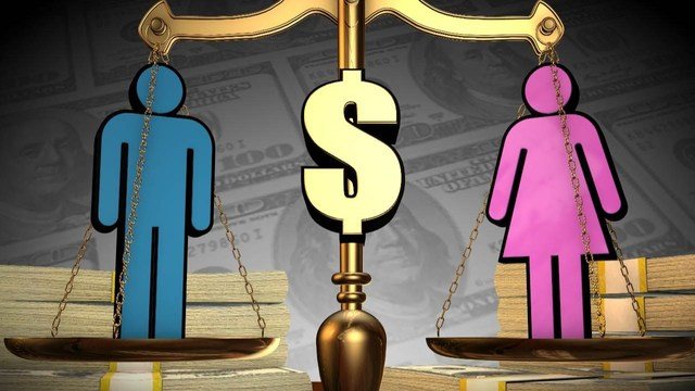 Equal Pay Day Rally Held in Duluth