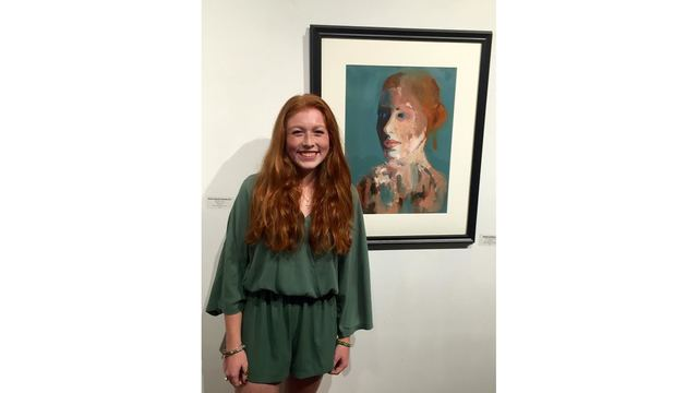 Local high school students showcase art at Baton Rouge Gallery