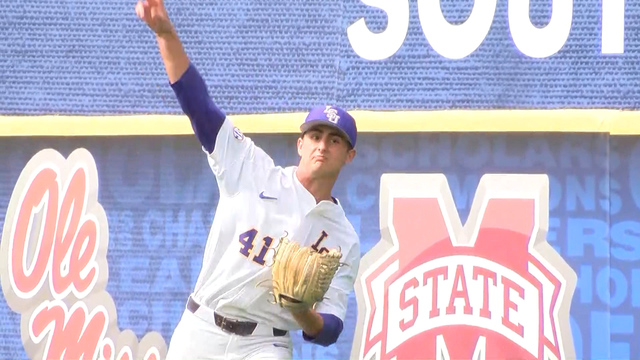 LSU baseball: Pitching woes continue, Tigers drop series vs. Notre Dame