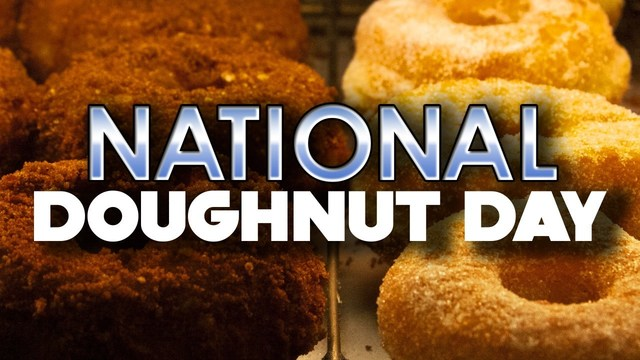Local Shop Gears Up for National Doughnut Day