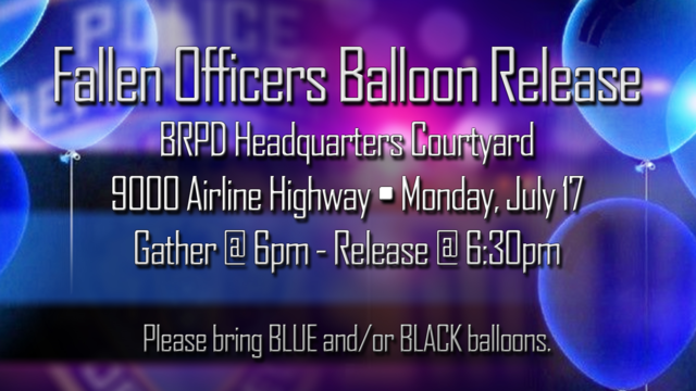 Community members to honor fallen heroes with balloon release