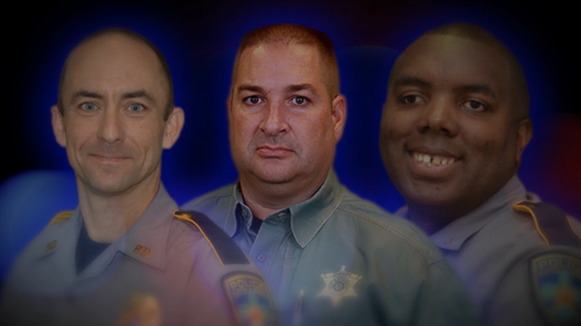 One year later: Remembering fallen officers of police ambush