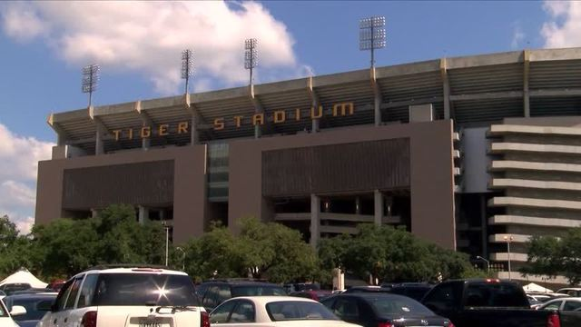 LSU To Collect Items for Hurricane Victims Sunday