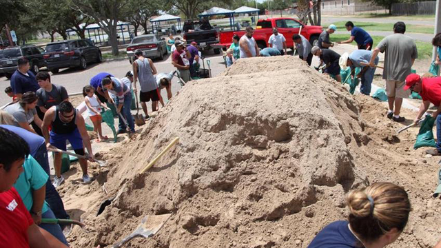 Department of Public Works to hand out sandbags Saturday, Sunday