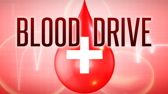 Donate Before You Tailgate Blood Drive on September 7