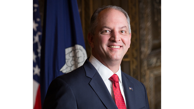 LSU inducts 8 into Military Hall of Honor including Gov. John Bel Edwards