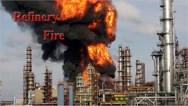 Coast Guard, BSEE responding to oil platform fire