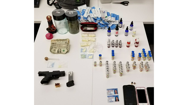 Gonzales couple arrested on several drug charges