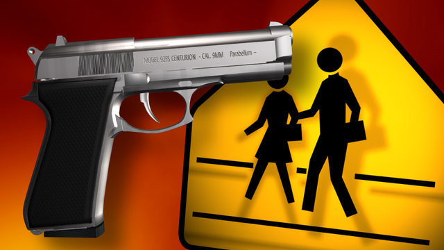 Broussard middle school student arrested for bringing gun to school