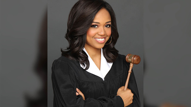 Judge Faith Jenkins set to be SU fall commencement speaker