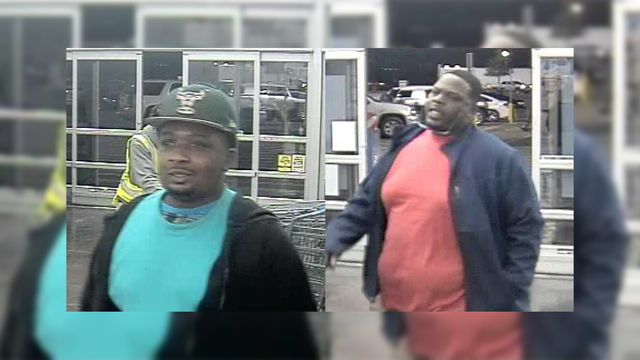 Suspects accused of stealing almost 30 bottles of liquor from Port Allen Walmart