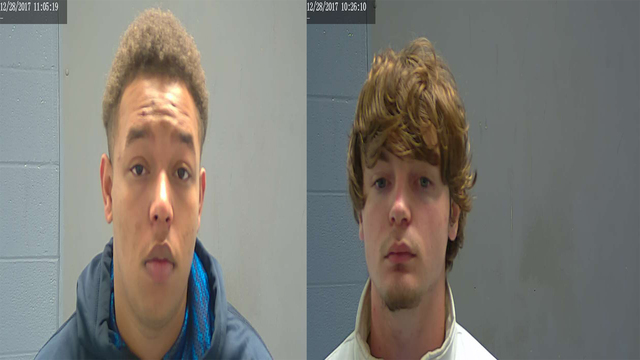 Tangipahoa Parish Sheriff's Office arrest two individuals for aggravated burglary