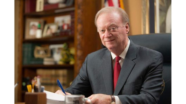 Governor says that secretary of state Tom Schedler should resign