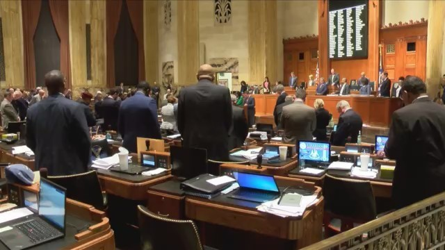 Special Session Could End Early With No Solution To Fiscal Cliff