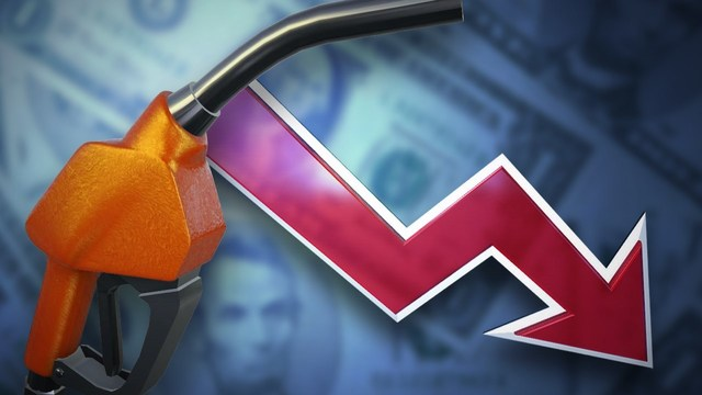 Local gas prices down another 4 cents, for now