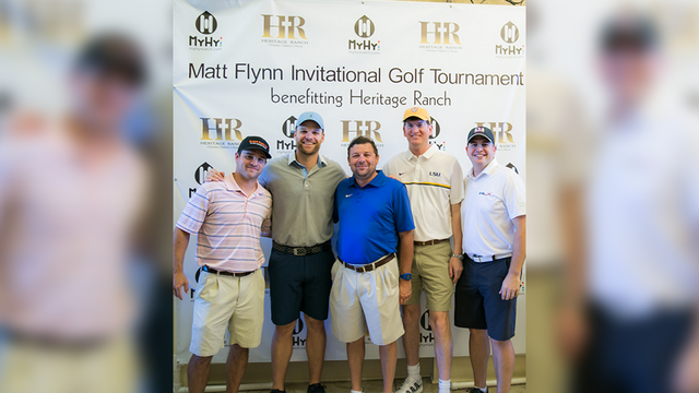 Annual Matt Flynn and Friends Invitational Golf Tournament boasts good times for a great cause