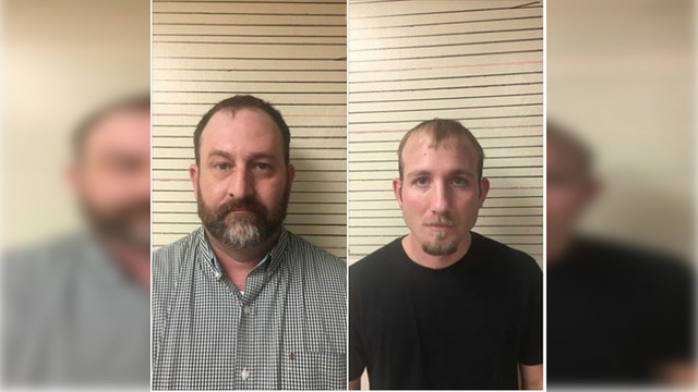 Two Catahoula Parish Sheriff's Office Correctional Officers Arrested on Monday