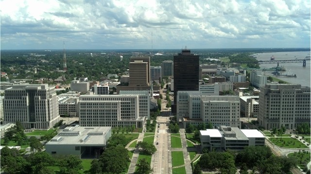National Geographic Travel names Baton Rouge one of the best groomed small cities in the U.S.