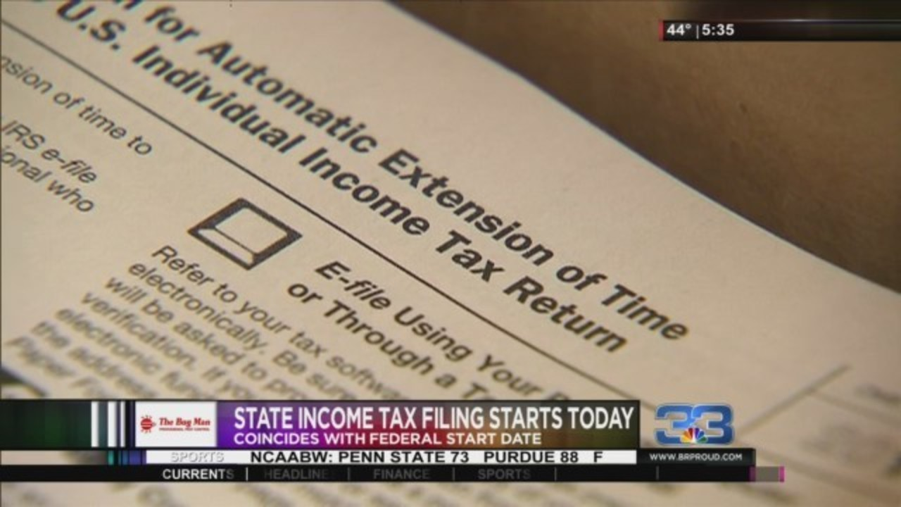 Louisiana dept of revenue to start accepting state tax returns louisiana dept of revenue to start accepting state tax returns january 29 brproud falaconquin