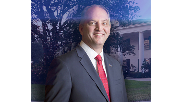Gov. Edwards to participate in LSU Military and Veterans Student Center ribbon-cutting on Wednesday