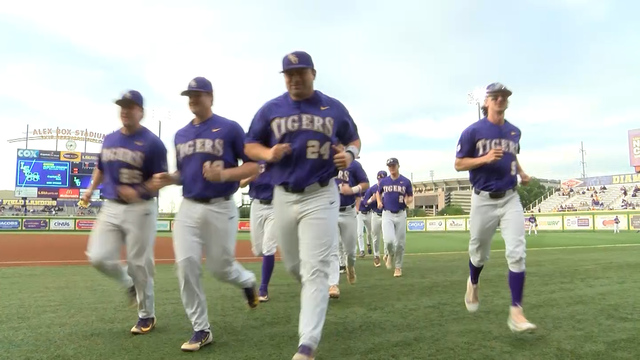 LSU beats Mississippi State 4-0, wins series