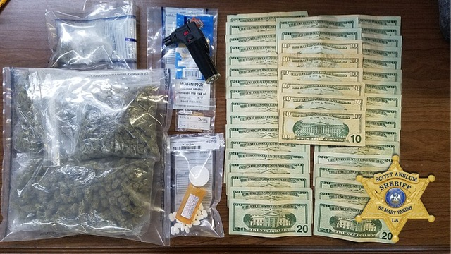Traffic stop leads to the arrest of a Patterson drug dealer