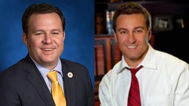 'We're better men than that': La. lawmakers throw punches in Baton Rouge bar