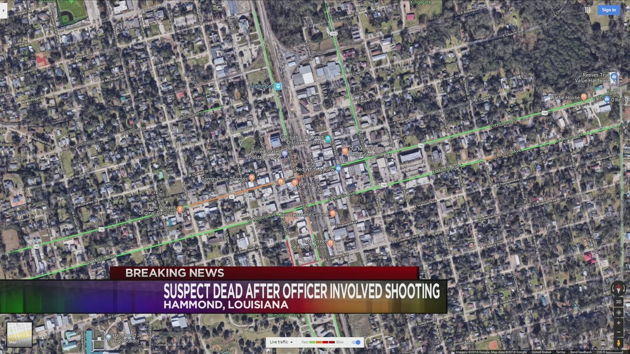 Suspect dead after officer-involved shooting early Thursday