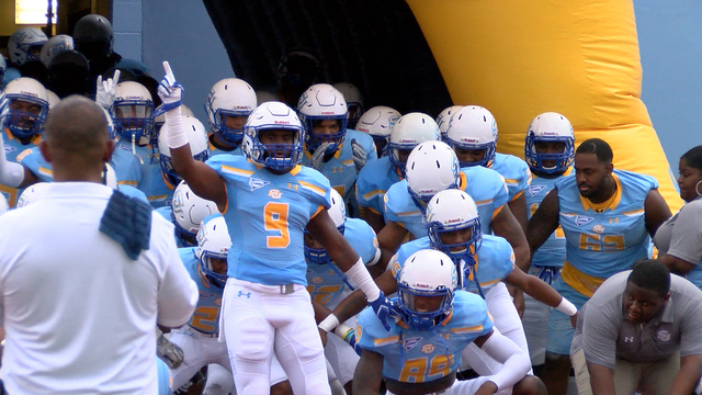 Southern Drops Homecoming Game to Alcorn
