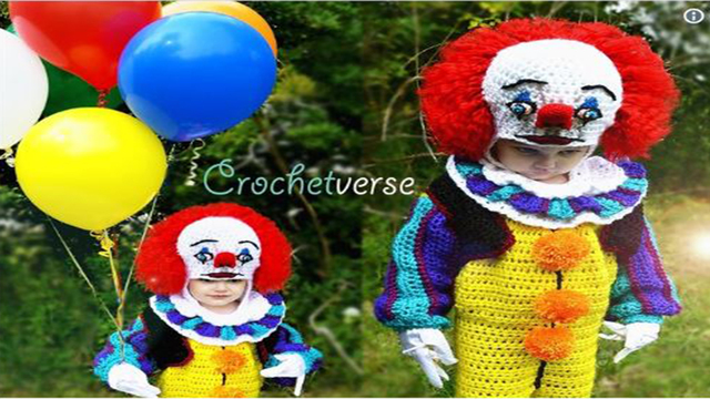 Mom Crochets Mind Blowing Halloween Costumes