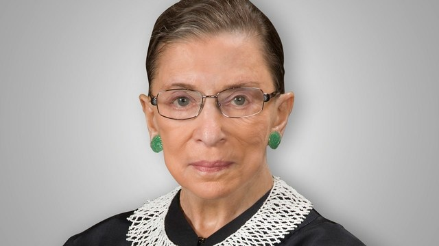 Justice Ginsburg in hospital after fracturing 3 ribs in fall