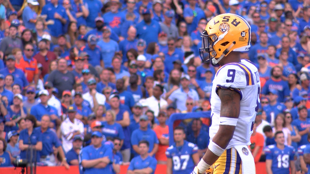 Five LSU Tigers Named to AP All-SEC Teams