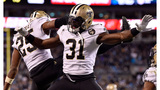 Saints Down Panthers for Fourth Straight Meeting