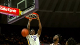 Bigby-Williams Double-Double Leads LSU Past Alabama