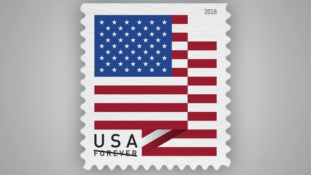 Forever Stamps To Jump 55 Cents Biggest Increase In USPS History