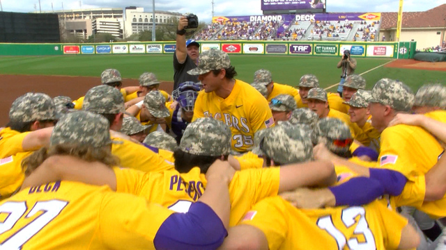 PREVIEW: #10 LSU Baseball Faces Off vs Cal This Weekend
