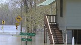 Flooding in West Feliciana Parish Turns Portions of St.Francisville Into 'Island'