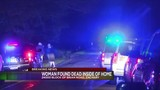 Woman found dead inside of Zachary home