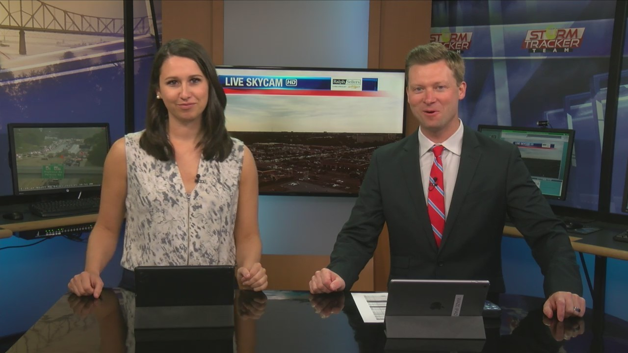 AccuWeather story Danielle & Jesse