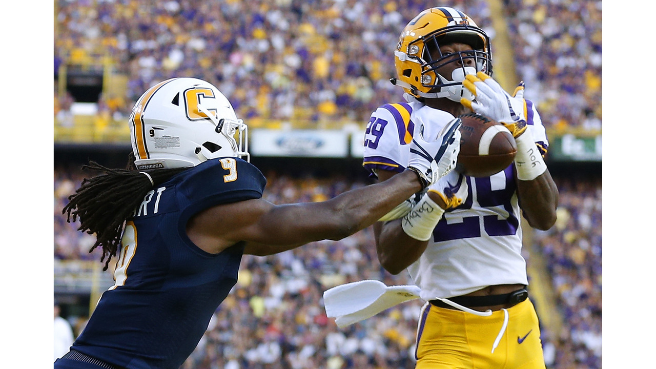 Former LSU DB Greedy Williams Drafted in 2nd Round of the NFL Draft
