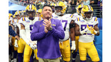LSU football to face Texas in Primetime on ABC