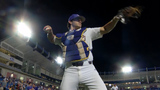 LSU advances in SEC Tournament with 8-6 win over South Carolina