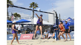 Coppola and Nuss Pick Up Second Beach All-America Honor