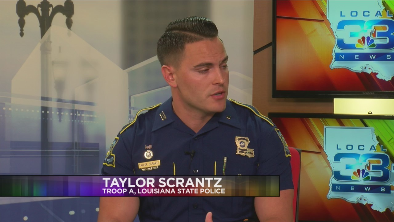 Louisiana State Trooper hit by drunk driver overnight
